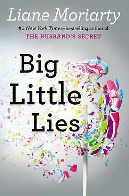 1st Edition Big Little Lies by Liane Moriarty Hardcover Book -English FREE SHIP