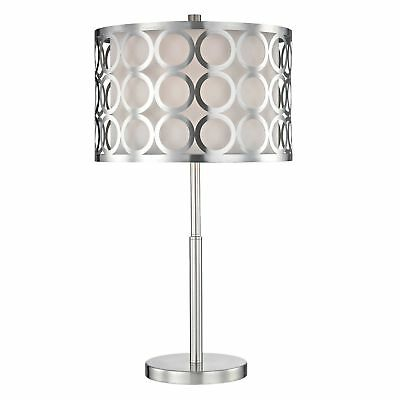 Candace & Basil 27'' Metal Table Lamp