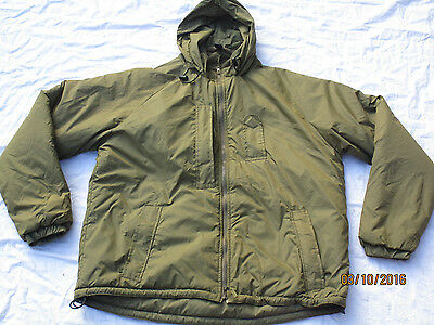 Jacket Thermal,PCS,Light Olive,Thermo Jacke, Gr. 180/100 (Large)