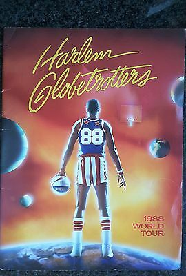 Rare Collectable Harlem Globe Trotters 1998 World Tour