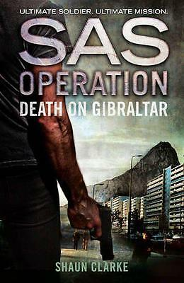 Death on Gibraltar (SAS Operation) by Clarke, Shaun | Paperback Book | 978000815