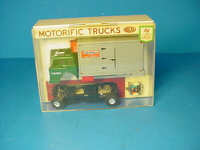 Vintage Motorific Surburan  Fresh Dairy  Products Battery Operated Ideal Truck