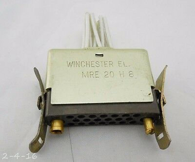 Winchester El MRE 20 H 8 Aircraft Connector