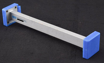 "CMT RS62 WR62 UG-419/U 8"" Waveform Frequency Waveguide Straight Section Adapter"