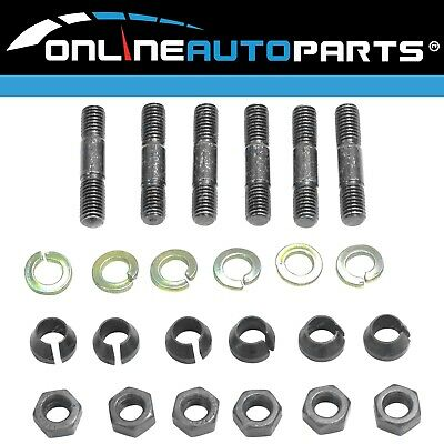 Front Axle Stud Nut Kit suits Landcruiser 1969~99 40 50 60 70 75 80 Series Hub