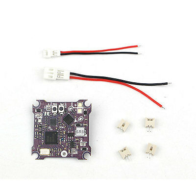 AIO PCB Micro F3 Flight Control 25mW 16CH VTX Brushed ESC for Tiny 6 7