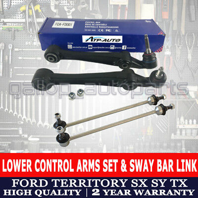 For Ford Territory TX SX SY 2WD AWD 04-09 Front Lower Control Arms Ball Joint
