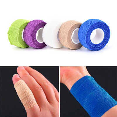 self-adhering bandage.elastic adhesive first aid tape waterproof and breathable~