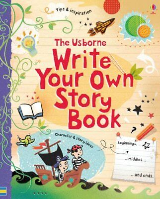 Write Your Own Story Book,Louie Stowell