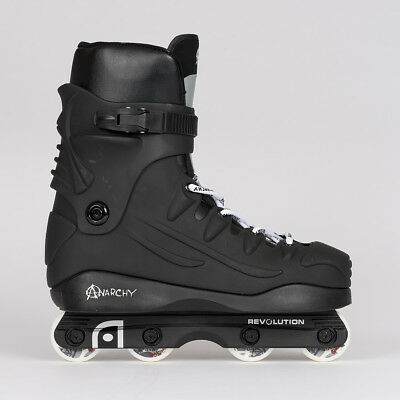 Anarchy 'Revolutions' Skates. Black.