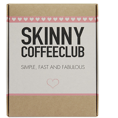 The Skinny Coffee Club Lose weight 7 days 28 Day Plan - Weight Loss DIET ORGANIC