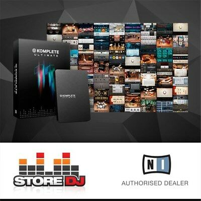 Native Instruments Komplete 11 Ultimate Upgrade (from Komplete 8-11)