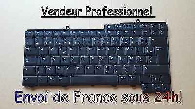 AZERTY keyboard French Dell compatible with CN-0H5628 K051125X without