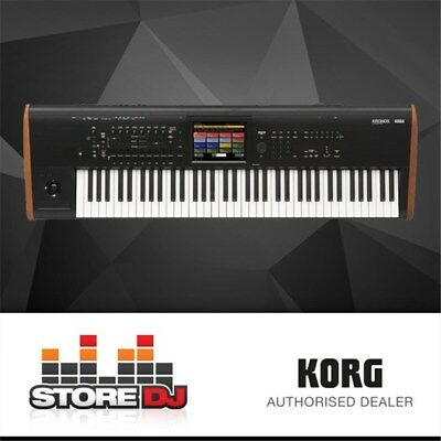 Korg Kronos 73-Key Music Workstation