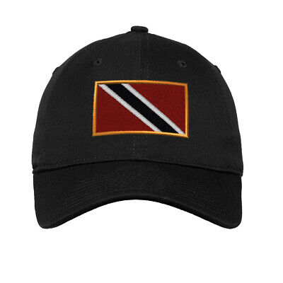 Trinidad Embroidered Soft Low Profile Hat