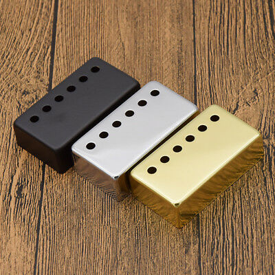 1pc Humbucker Pickup Covers Neck Bridge for Electric Guitar Metal Accessories