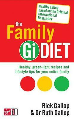 The Family Gi Diet by Rick Gallop | Paperback Book | 9780753510346 | NEW