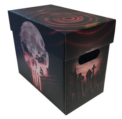 (2) - PUNISHER DAREDEVIL Art Comic Book Storage Box - Devil's Punishment