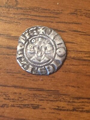 Great Britain King Henry V Silver Groat 1200- 1400