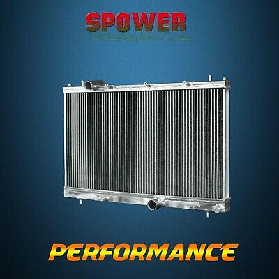 2-Row/CORE Aluminum Radiator For Dodge Neon SRT-4 L4 2.4L MT 03-05