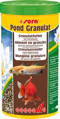 sera pond granulé 1000 ml Etang d'aliment