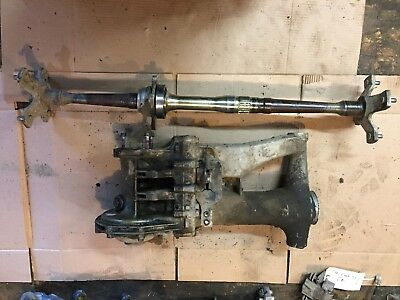 Kawasaki Prairie Brute Force 360 650 700 Rear Differential, Axle, Swing Arm, Hub