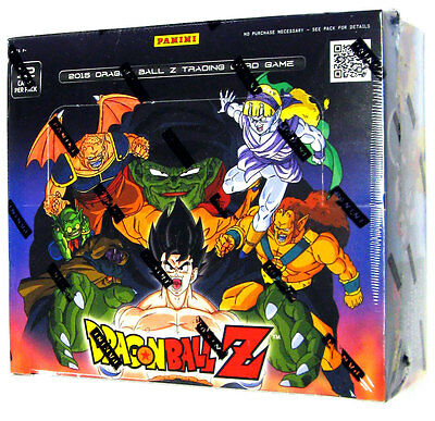 Dragon Ball Z Collectible Card Game Movie Collection Booster Box [24 Packs]