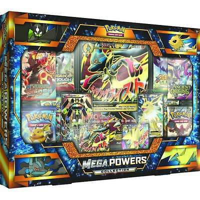POKEMON Mega Powers Collection Limited Edition Pokemon Trading Card Cards BOX