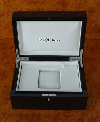 BELL & ROSS  Box (Ecrin) for Solid Gold (Or massif) Watches - IN NEW CONDITION !