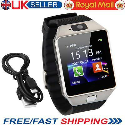 Bluetooth Smart Watch Wrist Phone DZ09 Camera with SIM Slot For All Smart Phones