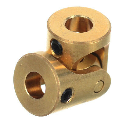 1Set 3x3mm Brass Compact RC Boat Universal joint coupling U-Joint US 038-03201F