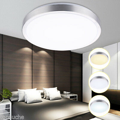 mctech led 64w warmwei deckenleuchte wohnzimmer lampe schlafzimmer gro neu eur 9 99. Black Bedroom Furniture Sets. Home Design Ideas