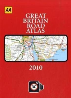 AA Great Britain Road Atlas 2010 (AA Atlases and Maps),AA Publishing