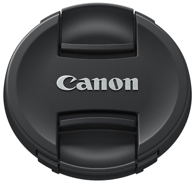 Canon Genuine 77mm New Style Pinch Lens Cap E-77II