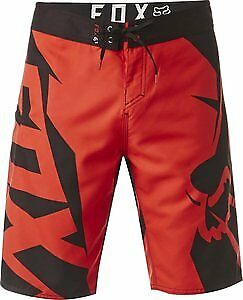 Fox Racing Motion Fracture Mens Boardshorts Flame 38 USA