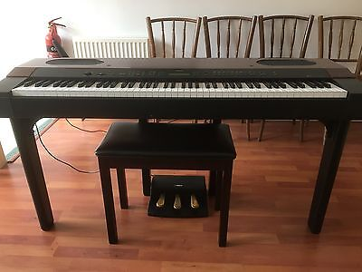 Electric Piano With Stool 163 160 00 Picclick Uk