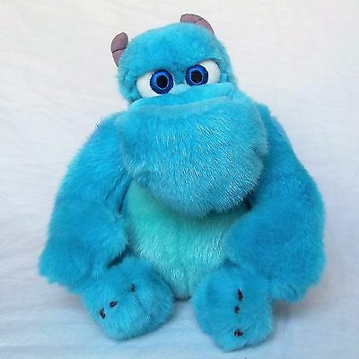 Monsters Inc University  Small Sulley Soft Toy