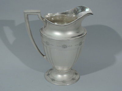 Tiffany Water Pitcher - 18181D - Antique - American Sterling - C 1911