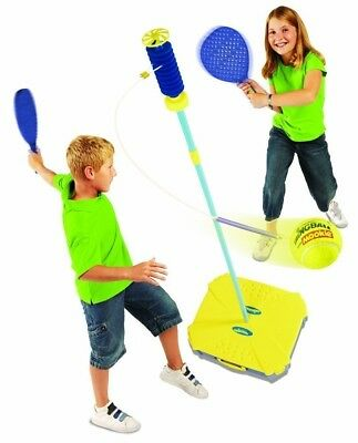 All Surface Swingball With Tether Portable Tetherball Set Outdoor Backyard Game