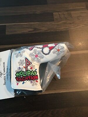 Scotty Cameron Holiday Vacation Head Cover