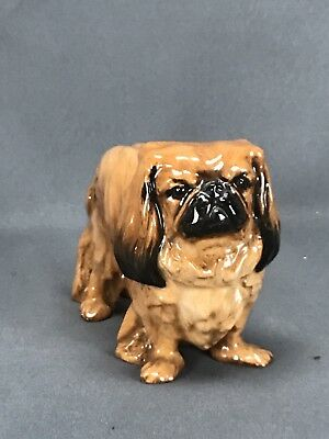 Royal Doulton Pekingese Dog Figurine #HN1012