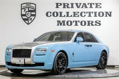 2014 Rolls-Royce Ghost Base Sedan 4-Door 2014 Rolls Royce Ghost $384k MSRP Low Miles Immaculate Clean Carfax