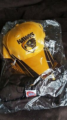 2014 Members Cap Hawthorn Hawks with Polo Shirt