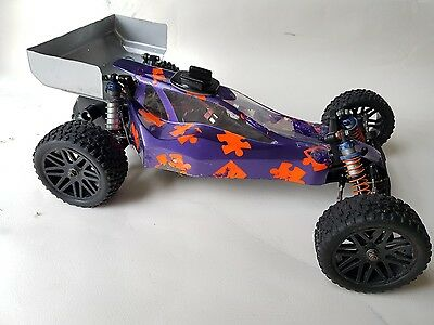 Kyosho ULTIMA RB5, 1:10 2WD racing buggy complete with Novak motor, ESC & spares