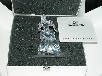 Swarovski Retired Cinderella BNIB  255108 Inner & Outer boxes with Certificate