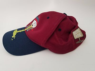 Vintage 1998 South Park Comedy Central Stan vomiting throw up hat cap classic