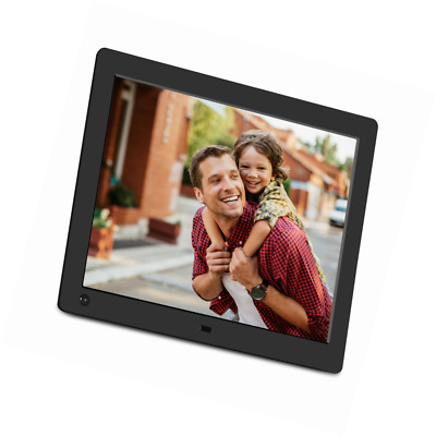 NIX Advance - 10 inch Digital Photo & HD Video (720p) Frame with Motion Sensor &