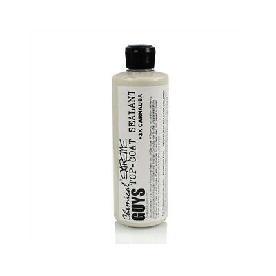 Chemical Guys - Extreme Top Coat - Carnauba Wax and Sealant in One - 16 fl oz