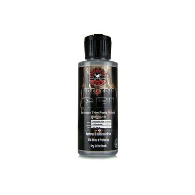 Chemical Guys - Tire and Trim Gel for Plastic and Rubber - 4 fl oz (118 ml)