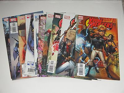 Young Avengers (2005) #2, 3, 4, 6, 7, 8, 9, 10, 11, + Special     Marvel Comics